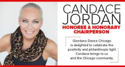 Giordano Dance 00Chicago's Legacy Ball honoring Candace Jordan