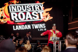 Landan Twins Industry Roast at Prysm