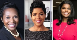 Women of Impact--Lisa Haley Huff, Erika Sargent and Kim Foxx