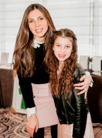 Sherri and Siena Hoke
