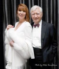 Mr. and Mrs. Lucien Lagrange