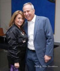 Nancy Gottlieb Bauer and Jerry Krivitsky