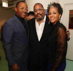Norman Teague, Dawoud Bey and Leslie Cain