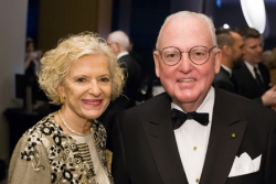 The Honorable Anne Marie Burke, Justice, Illinois Supreme Court, and the Honorable Ed Burke, Dean of the Chicago City Council and Chairman, Finance Committee