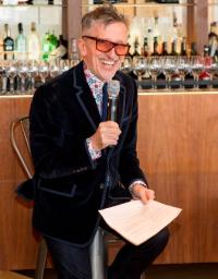 Simon Doonan, Barney's Creative Ambassador-at-Large