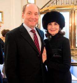 Ron and Christina Gidwitz