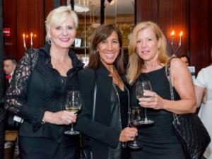 Kathy O'Malley Piccone, Nina Mariano, Carol Gipson