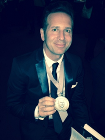 Our own Steve Dolinsky is a James Beard Award winner!