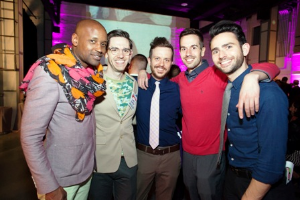 Evan Plummer, Anthony Ruth, Marc Griffith, Justin Cassidy, Sam Levine