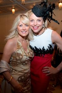 Sherry Abraham and Karen Peters