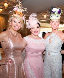 Tina Weller, Loreta Corsetti, Mary Lasky