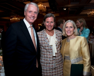 Rick Waddell, Susan Noyes, Cate Waddell