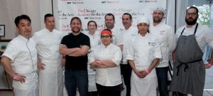 Taste for the Arts Chefs!