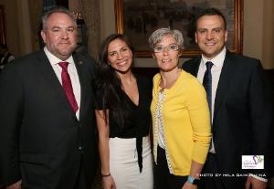 Phil Culpepper, Melanie Castellanos, Gail Steffen, Ramon Ortega