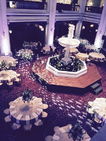 Macy's Walnut Room reception venue