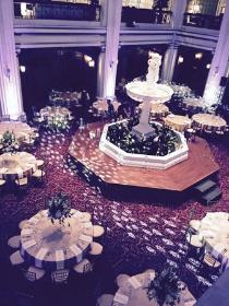 Macy's Walnut Room reception venue