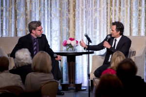 Chicago Tribune's Michael Phillips interviews Ruffalo