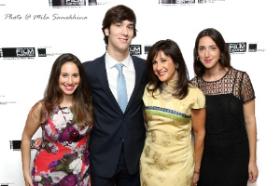 Marlene Iglitzen and family