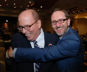 David Hawkanson and David Schmitz