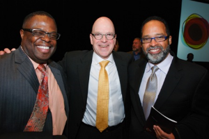 Orbert Davis, Ben Cameron and Mark Ingram