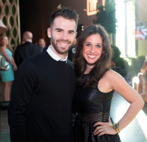 Jacob Abrams and Andrea Dres.