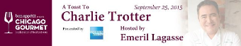 Trotter-Emeril luncheon