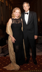 Renée Fleming and Tim Jessell