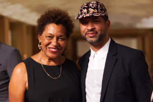 Carrie Mae Weems, Jason Moran