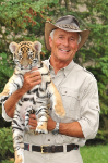 Jack Hanna and friend