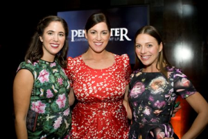 Kristen Tallon, Sarah Spain and Leigh Brinkerhoff