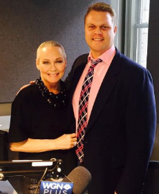 With Scott Kitun (Tomorrow's Business Today) on WGN Radio