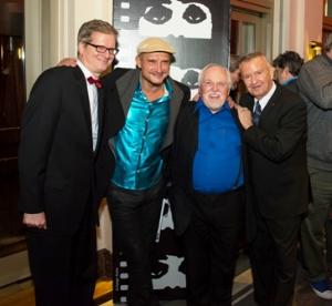 Richard Knight, Jr.(US), Mihai Chirilov (Romania), John Russell Taylor (UK), Michael Kutza