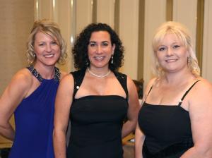 Kim Simonton, Christy Stamm and Jen Fulham