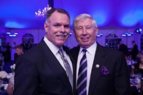 Superintendent Garry McCarthy and Heinz Kern