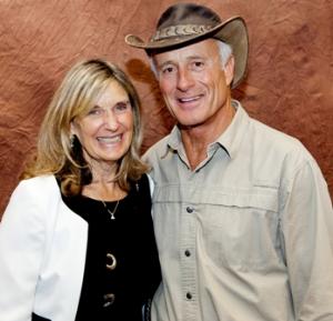Suzi and husband Jungle Jack Hanna