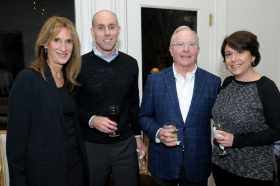 Joan Colmar, Adam Spender, Ken Norgan, Beth Silverman
