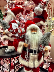 Part of Macy's holiday decor--Awesome!!