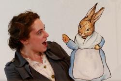 Lara Carling and Beatrix Potter!
