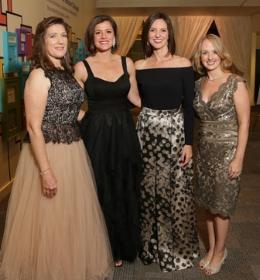 Sheridan Turner, Sarah Alshouse, Bethany Crocker, Erin Beavers