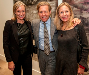 Cindy Mogentale, Michael Smith and Anne Loucks