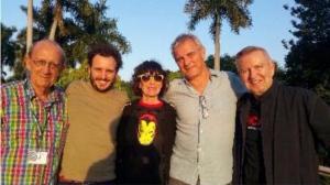 Manuel Perez, Diego Lerman, Geraldine Chaplin, Laurent Cantet, Michael Kutza