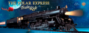 Polar Express train image