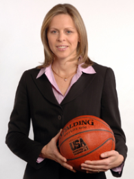 Val Ackerman--2016 Girls in the Game honoree