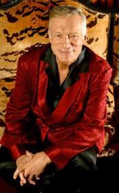 Hugh Marston Hefner