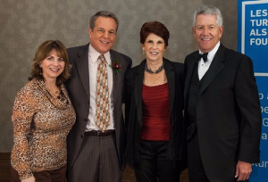Michelle and Phil Schwarz with Wendy Abrams and Richard Jacobson