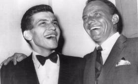 Sinatra--Jr. and Sr.