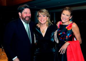 Co-chairs Ally Bulley, Paulita Pike and Barbara Malott Kizziah