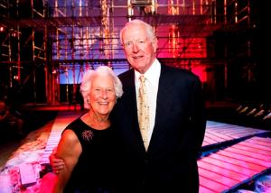 Judith K. and John Keller