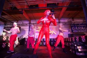 Performer Molly Callinan