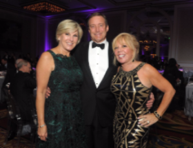 Sandy and Roger Deromedi and Marci Holzer